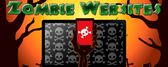 Zombie Websites