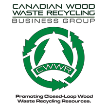 CDN WoodWaste Recycling Logo