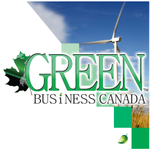 Green Business Canada Logo