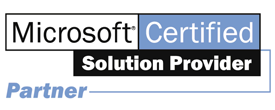 Microsoft Certified Solutions Provider Logo