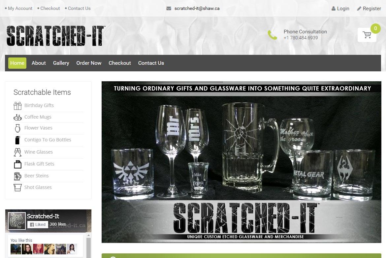 Business Ecommerce Website Design