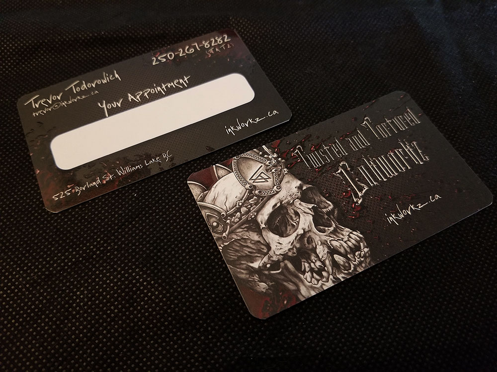 Premium Business Card Printing - Alchemy Imageworks