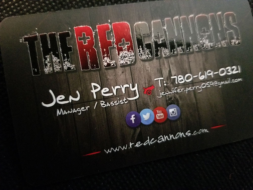 Edmonton Business Card Design & Printing