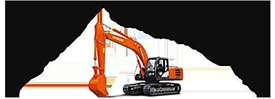 HD&D Excavating Logo