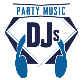 Party Music DJ Logo
