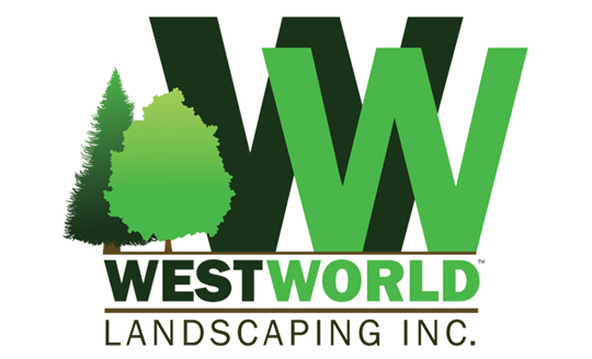 Westworld Landscaping Logo Design