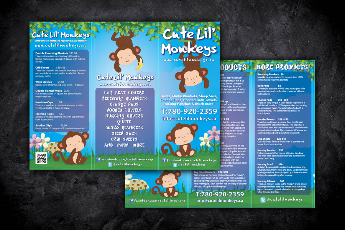 Flyer and Brochure Design