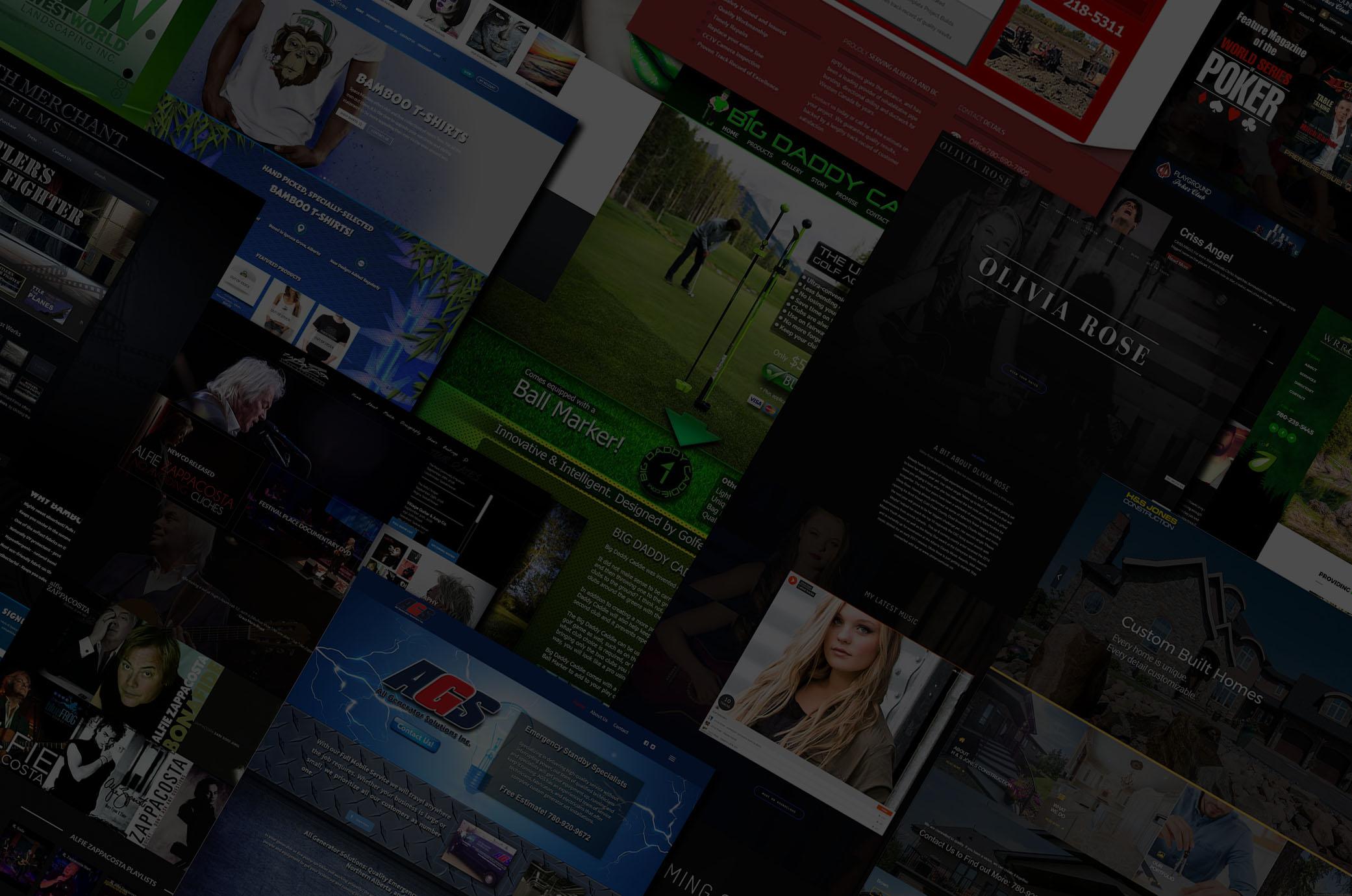 Alchemy Imageworks - Edmonton Web Design