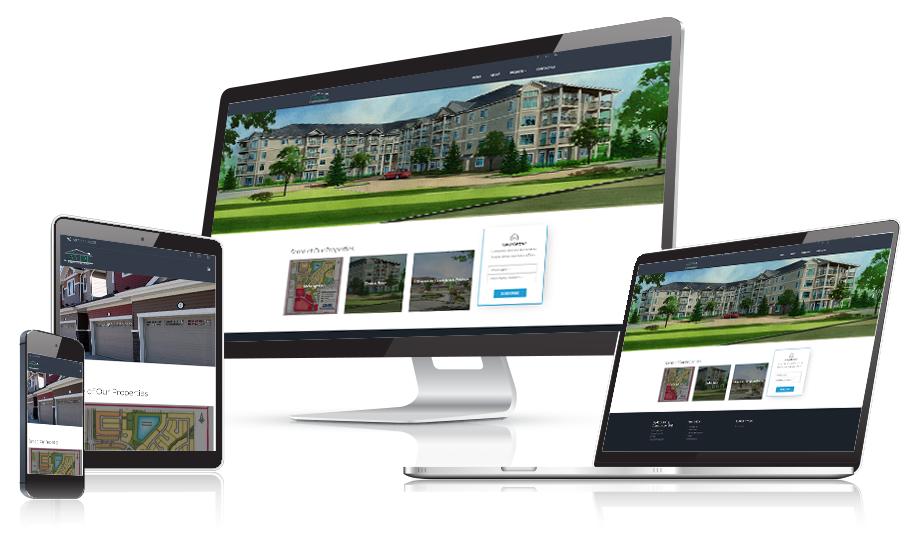 Jayde Building Construction Responsive Website Design