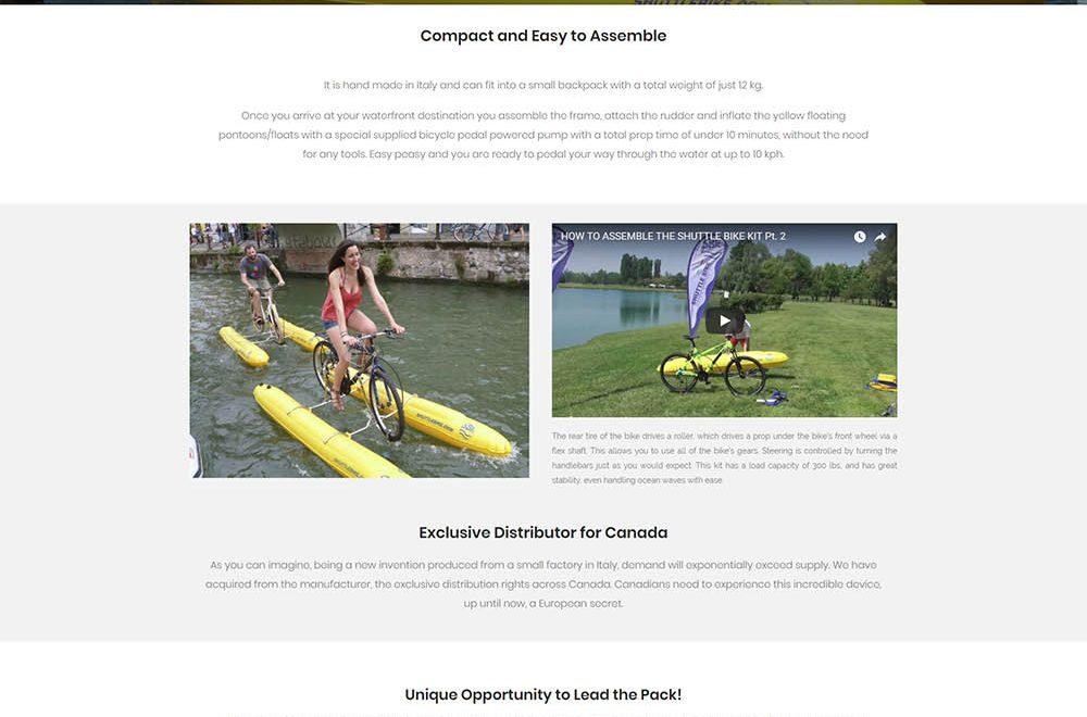 Schaefer Innovation Web Design