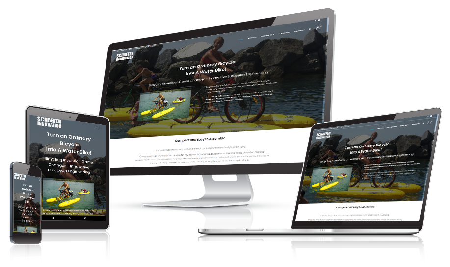 Schaefer Innovation Responsive Web Design