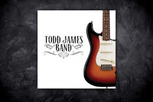 Todd James Band Cover Art