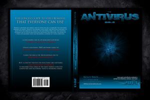 The Antivirus Bible Book Cover Design