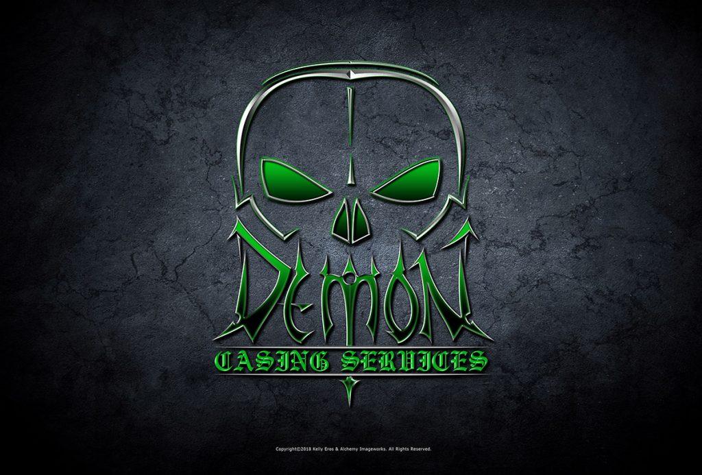 Demon Casing Services Logo
