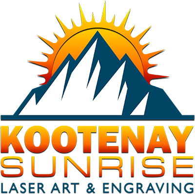 Kootenay Sunrise Logo by Alchemy Imageworks